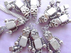 バート★ロボット★ペンダント
