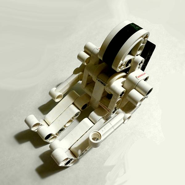 HONDA アシモ ASIMO・LEGO