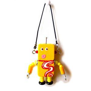 アキンド26■ロボット■バッグチャーム