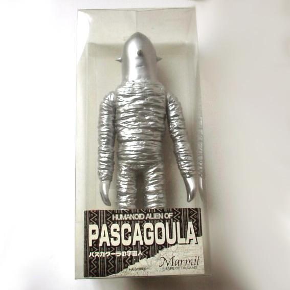 パスカグーラの宇宙人