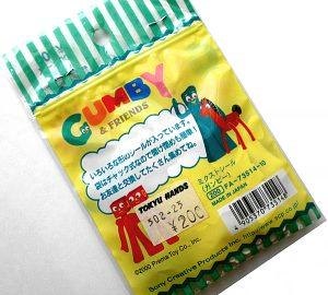 ガンビーGUMBY・ミックスシール