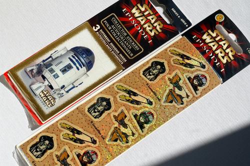 STAR WARS EPISODE1 ステッカーセット