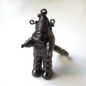 『禁断の惑星』ロビー・ザ・ロボット★キーホルダー
