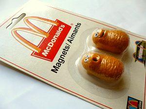チキンナゲットバディーズ Mcdonald's McNugget Buddies