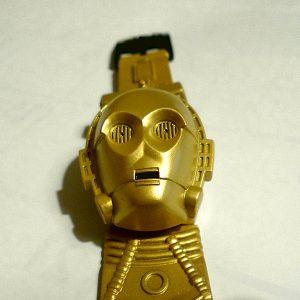 STAR WARS C3PO 腕時計