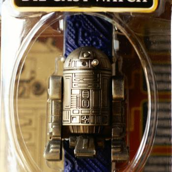 デジタル腕時計★R2D2