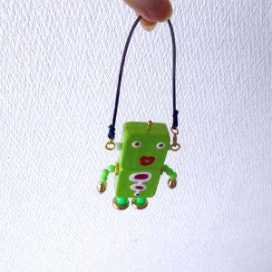 アキンド14■ロボット■バッグチャーム