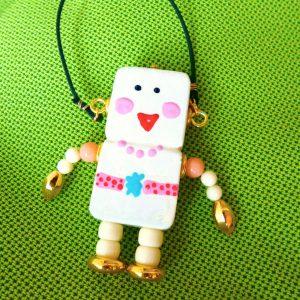 アキンド15■ロボット■バッグチャーム