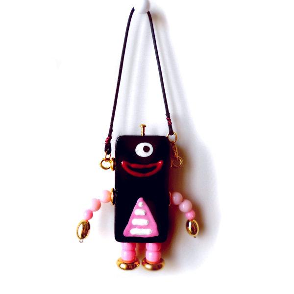 アキンド16■ロボット■バッグチャーム