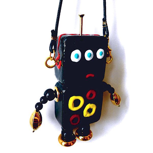 アキンド18■ロボット■バッグチャーム