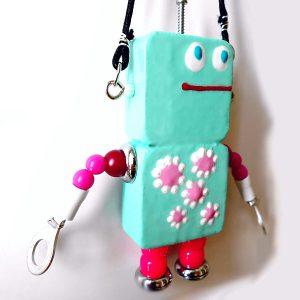 アキンド20■ロボット■バッグチャーム