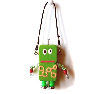 アキンド29■ロボット■バッグチャーム