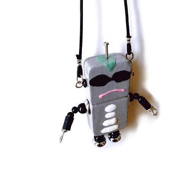 アキンド47■ロボット■バッグチャーム