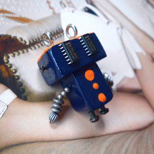 ちびロボ20■ロボット■キーホルダー