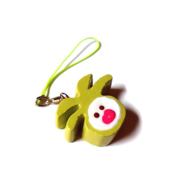 恋茄子(マンドラゴラ)ボン179◆ストラップ