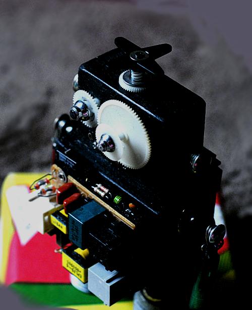 ジャンクブラザースJ◆ロボット◆オヴジェ