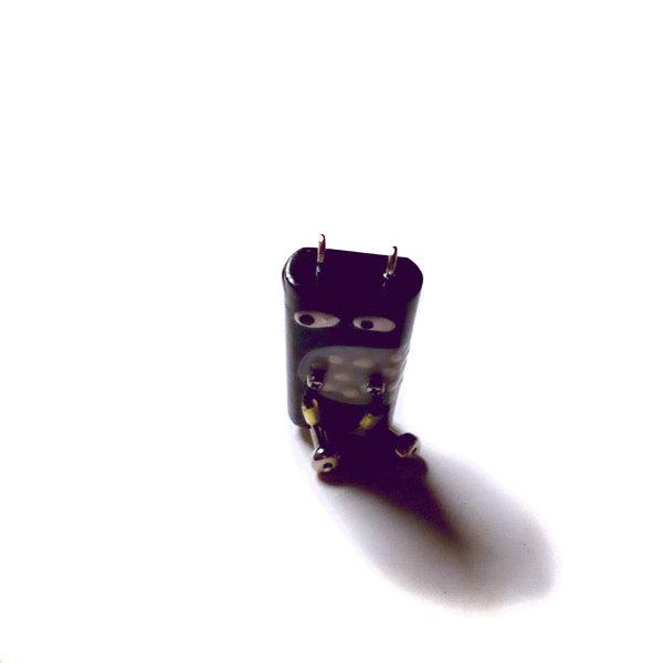 ピロピン3■ロボット■キーホルダー
