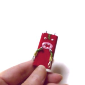ピロピン4■ロボット■キーホルダー
