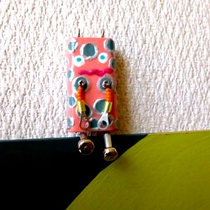 ピロピン10■ロボット■キーホルダー