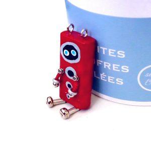 ピロピン12■ロボット■キーホルダー