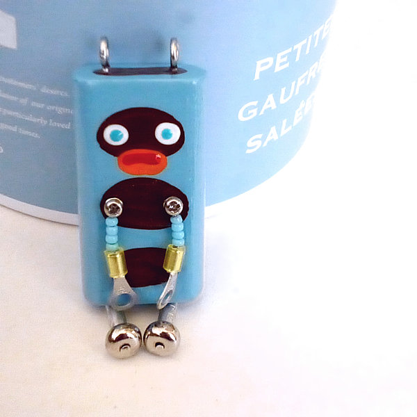 ピロピン15■ロボット■キーホルダー