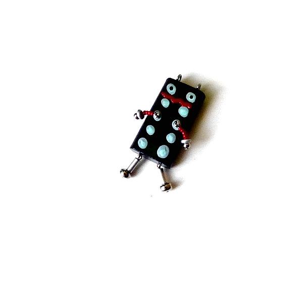 ピロピン17■ロボット■キーホルダー