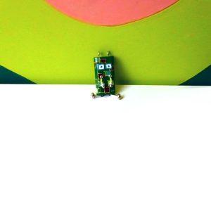 ピロピン23■ロボット■キーホルダー