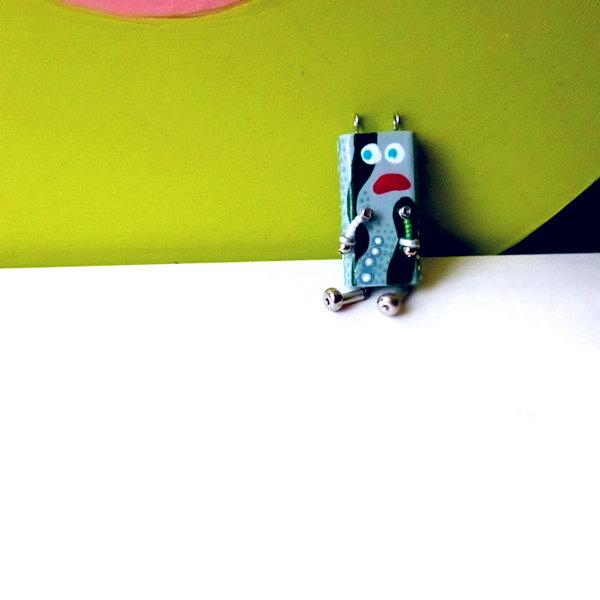 ピロピン24■ロボット■キーホルダー