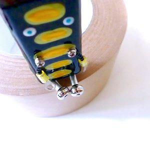 ピロピン27■ロボット■キーホルダー