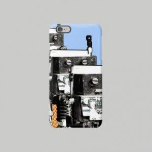 ロボット行進◆スマートフォンケース◆受注生産品